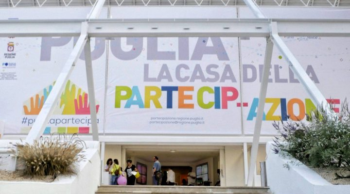 """FDL Bari, Legge regionale sulla Partecipazione Emiliano"""" I pugliesi sono cittadini speciali"""""""