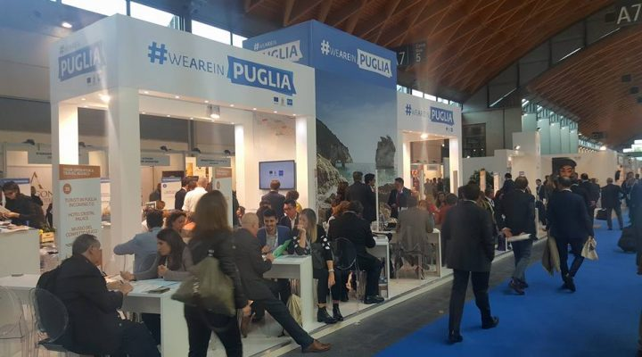 TTG Rimini, La Puglia si conferma brand di successo