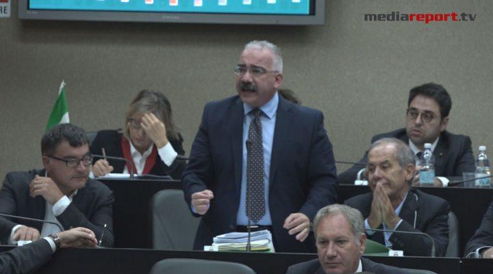 """Caso Corecom, Borraccino abbandona l'aula:""""Questa non è la mia maggioranza"""""""