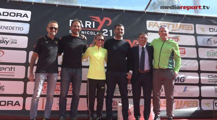 5^ edizione San Nicola Half Maraton : la corsa che rende Bari internazionale