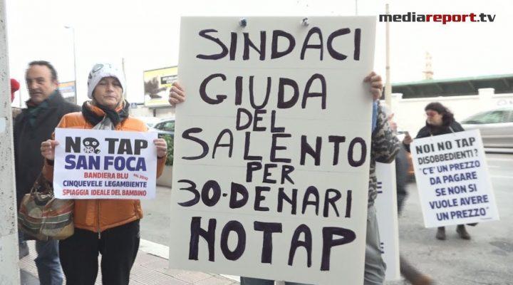 """Blasi sbotta contro i no Tap: """"Loro sono gli unici che hanno tradito questa terra"""""""