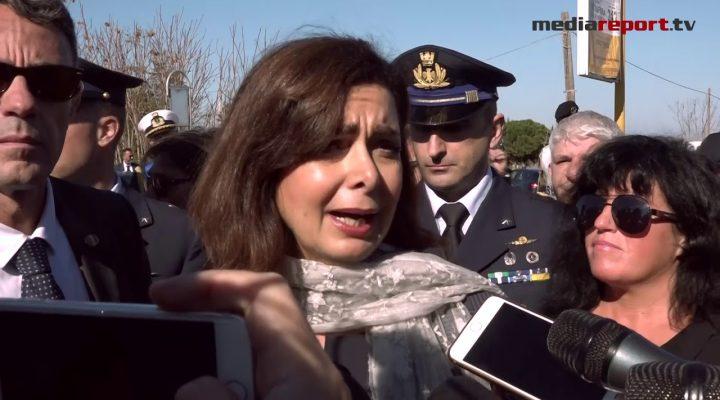 4 Novembre: Boldrini a Bari, ribadiamo unità nazionale dal Sud