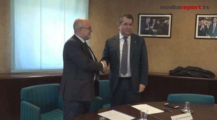Bari, siglato un Protocollo tra Confindustria Puglia e Agenzia delle Dogane