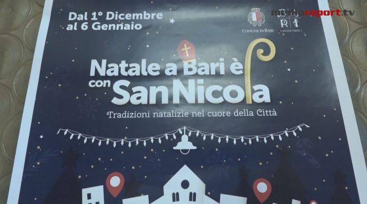 Bari, il Natale magico di San Nicola