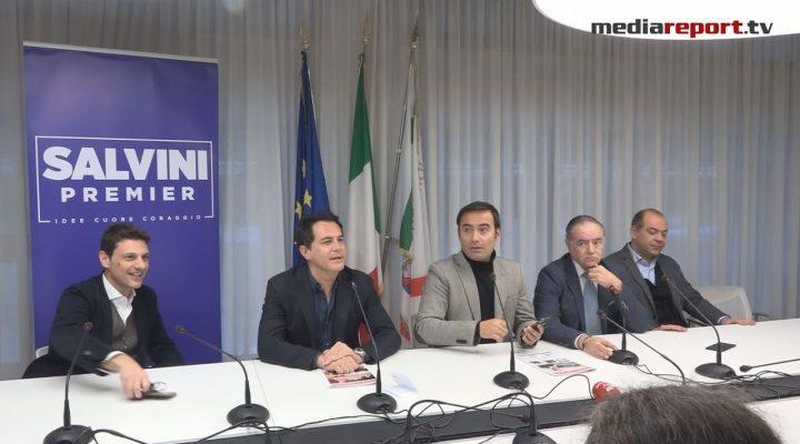 """Salvini a Bari il 18 dicembre, Sasso: """"sarà un bagno di folla"""""""