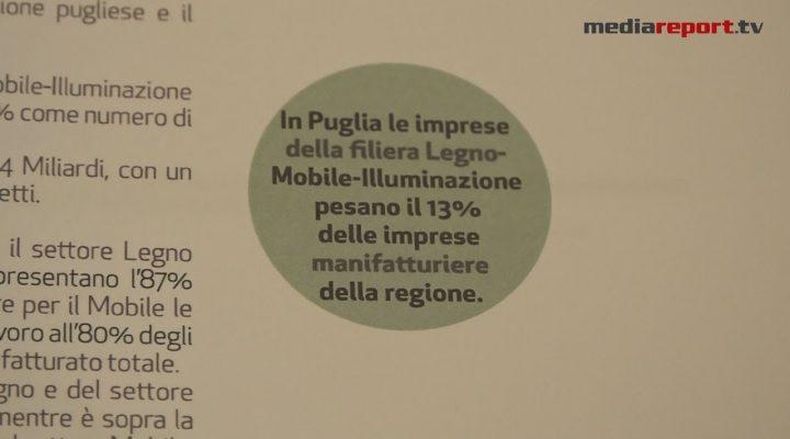 Puglia al Salone del Mobile, export legno e arredo avanti tutta