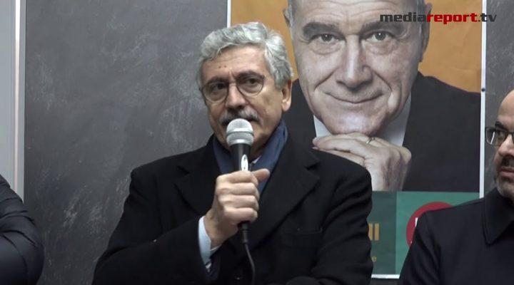 """D'alema, legge elettorale: un imbroglio costruito dalla comitiva """"bizzarra"""" Berlusconi-Renzi-Salvini"""