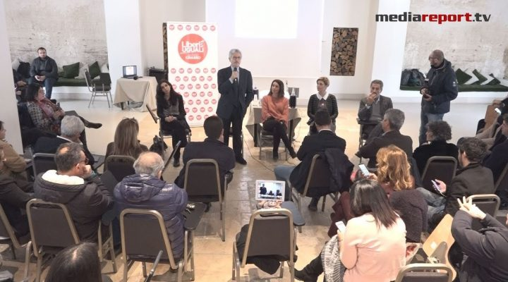 Bari, Liberi e Uguali presenta i candidati