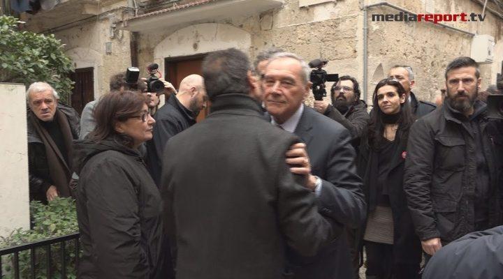 """Grasso (LeU): """"Noi siamo il partito delle persone per bene che portano avanti la legalità"""""""