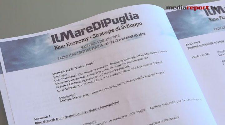 """#ilmaredipuglia la nostra risorsa più grande. A Bari il forum sulla """"Blue Economy"""""""