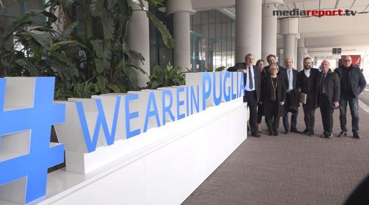 Negli aeroporti di Bari e Brindisi il brand Puglia per promuovere il turismo