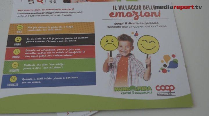 """Presentato a Bari """"Il villaggio delle emozioni"""" per il benessere psicologico"""