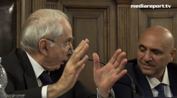 """Giuliano Amato da Bari: """"La qualità dei padri costituenti è superiore…"""""""