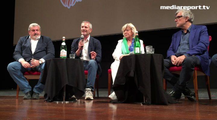 Bif&st 2018: Emiliano, Carofiglio e De Cataldo sui fenomeni criminali