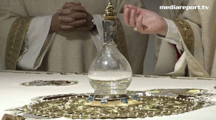 Sacra Manna di San Nicola, il miracolo si ripete