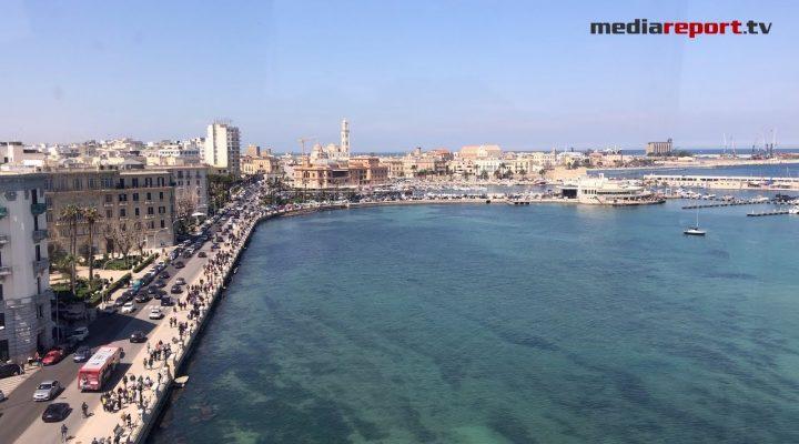 La ruota panoramica lascia Bari: addio o arrivederci?