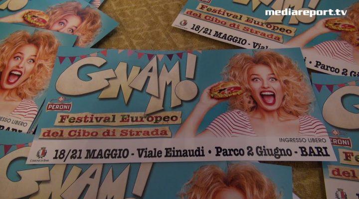 """""""Gnam!"""": Bari per quattro giorni capitale del cibo di strada"""