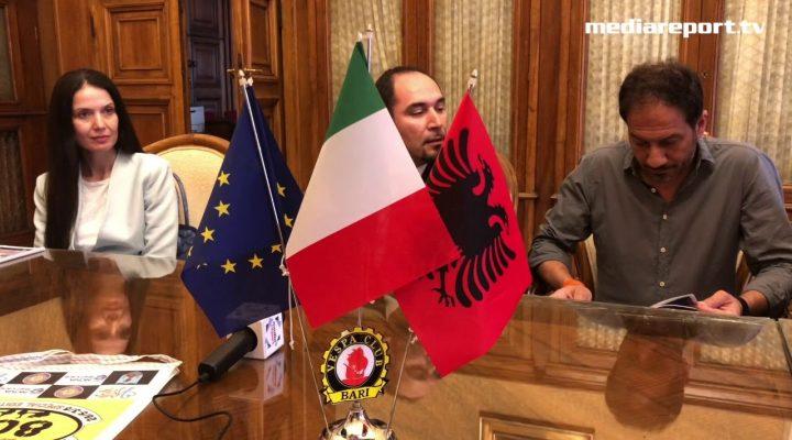 """Vespa Club Bari: il """"Giro dei Tre Mari"""" sbarca in Albania"""