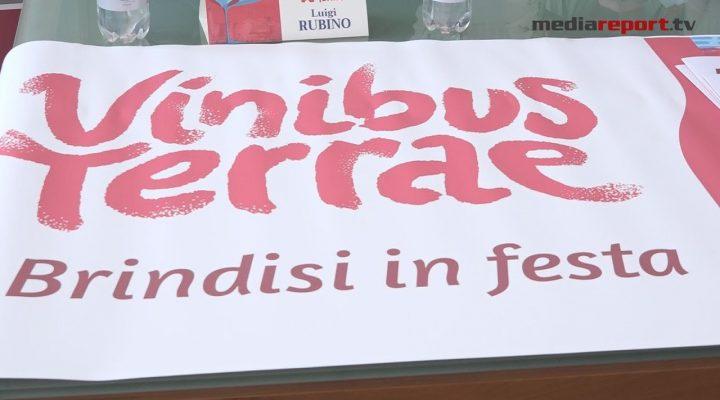 """Brindisi in festa con la seconda edizione di """"Vinibus Terrae"""" dal 2 al 5 giugno"""