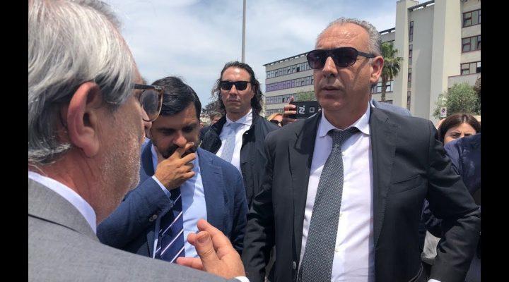 "Palagiustizia Bari, Legnini: ""Serve un decreto d'urgenza"""