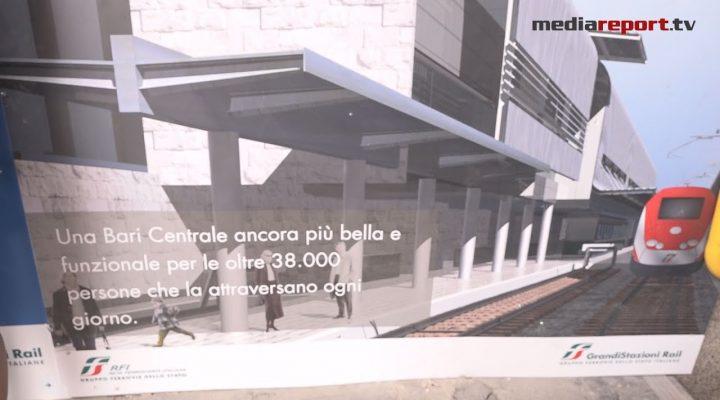 Stazione Bari Centrale, proseguono i lavori di restyling: tutto pronto entro giugno 2020