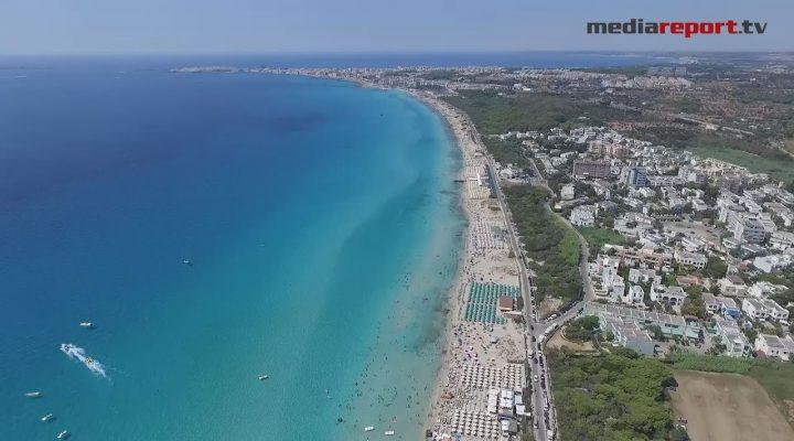 """Legambiente, Puglia sul podio al terzo posto con """"il mare più bello 2018"""""""