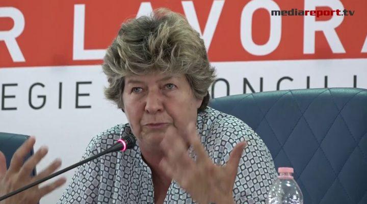 """Bari, Camusso (Cgil): """"La Flat Tax aggrava le disuguaglianze"""""""