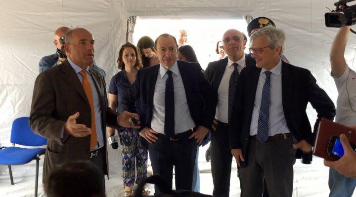 "Udienze in tende a Bari, Mascherin: ""Serve subito un commissario"""