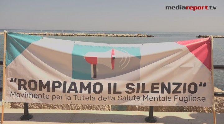 """Bari: Associazione """"Rompiamo il silenzio"""" in piazza per la 180 (Legge Basaglia)"""