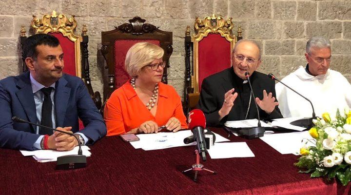 """Mons. Cacucci: """"E' stato il Papa a scegliere Bari"""""""