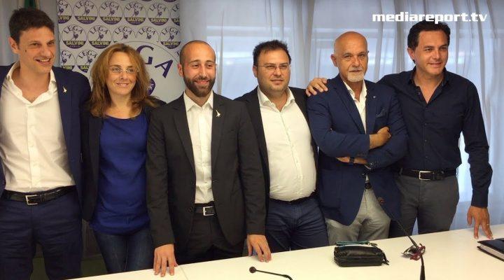 """Salvini """"schiera"""" i segretari provinciali in Puglia"""