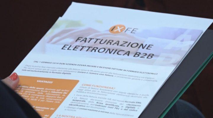 Fisco: fatturazione elettronica tra privati, obbligatoria dal 1 gennaio 2019