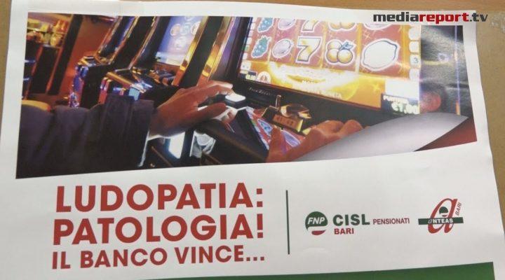 """Fnp Cisl, gioco d'azzardo patologico: """"la nuova droga dei poveri"""""""