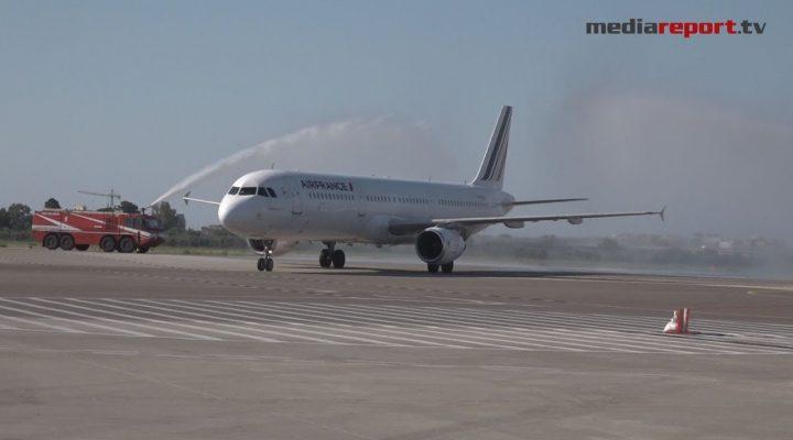 Aeroporti di Puglia, Air France torna a volare da Bari a Parigi