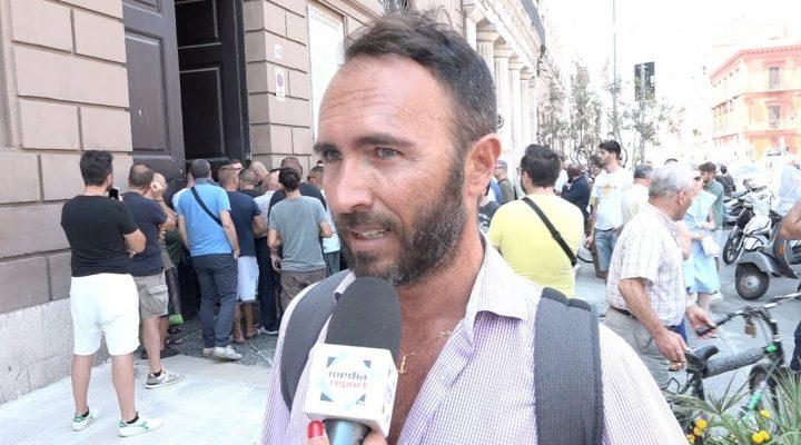 """Tifosi del Bari al Comune: """"Che sospiro di sollievo!"""""""
