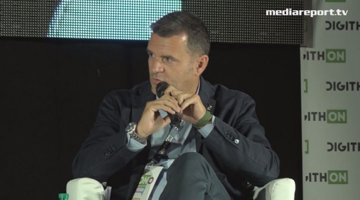 """DigithON 2018, Ministro Centinaio:""""Pd insieme a Lega, unico partito territoriale"""""""