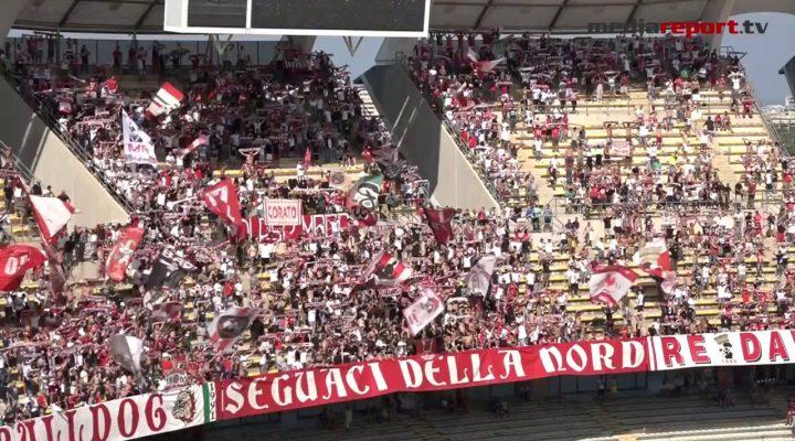 Calcio: il Bari stravince al San Nicola, dodicimila tifosi in festa