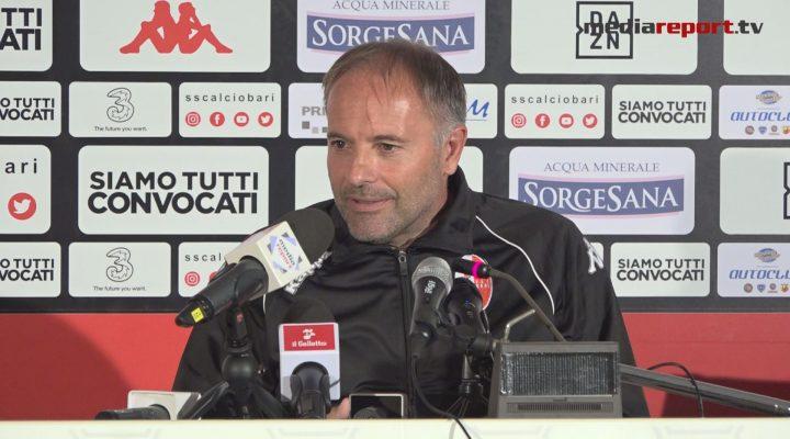 """Domani Bari-Locri, Cornacchini:""""Dobbiamo essere tosti, voglio un avvio arrembante"""""""