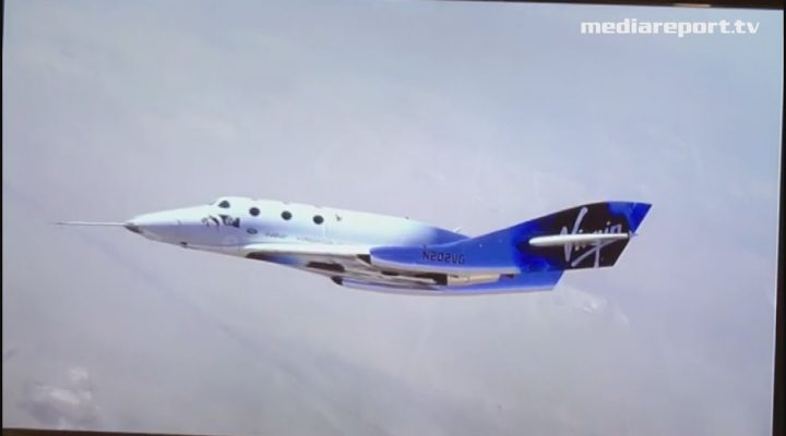 Voli suborbitali in Puglia: firmato a Washington l'accordo tra Virgin Galactic e l'Angel Group di Pertosa