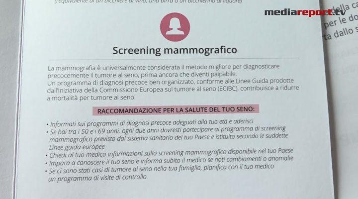 """Bari, Giornata europea per la Salute del Seno:  convegno sullo """"screening mammografico"""""""