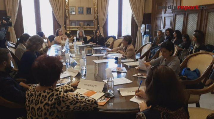 """Comune di Bari, presentato """"Openspace"""" il progetto contro le povertà educative e l'abbandono scolastico"""