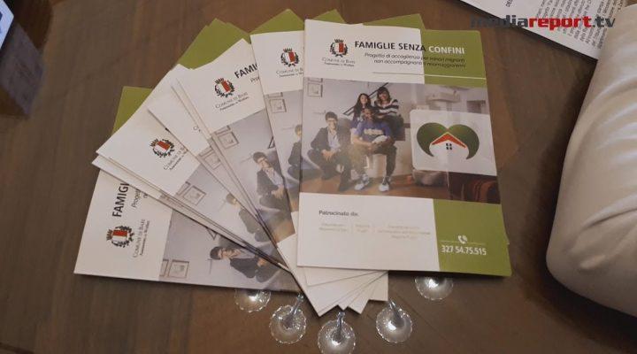 """Bari, al via """"Famiglie senza confini"""" il progetto del Welfare per l'accoglienza familiare dei minori stranieri non accompagnati"""