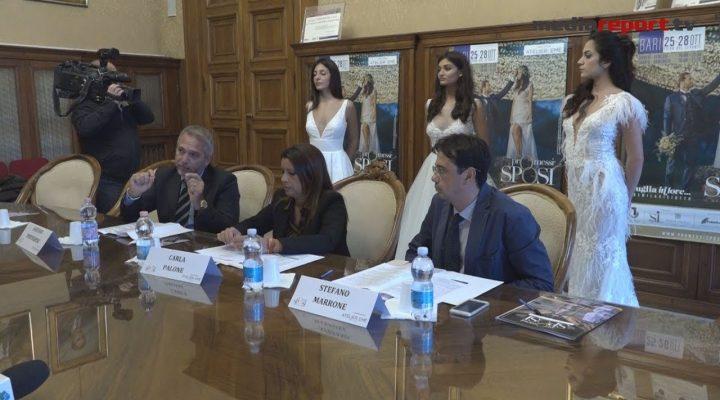"""Bari, XXXIII edizione di """"Promessi Sposi, il matrimonio in vetrina"""" taglio del nastro il 25 ottobre"""