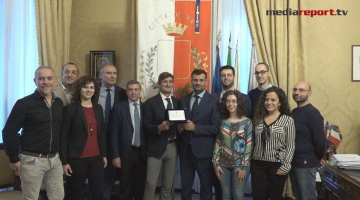 Comune di Bari, al Fisico Roberto Bellotti, un riconoscimento per importanti ricerche sull'Alzheimer