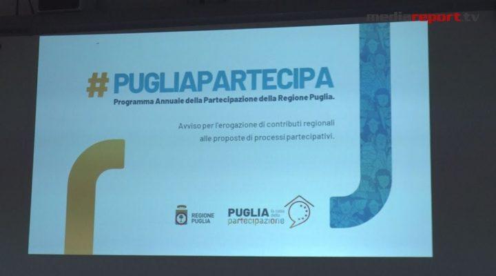 Ecco #pugliapartecipa, il bando che coinvolge i cittadini pugliesi nei processi partecipativi