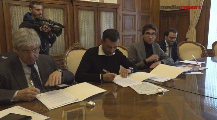 """Città metropolitana, siglato l'accordo interistituzionale per l'avvio della """"Terra di Bari Guest Card"""""""