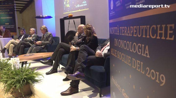 """Lotta ai tumori, prof. Gennaro Palmiotti: """"E' in atto una rivoluzione"""" -mediareport.tv-"""