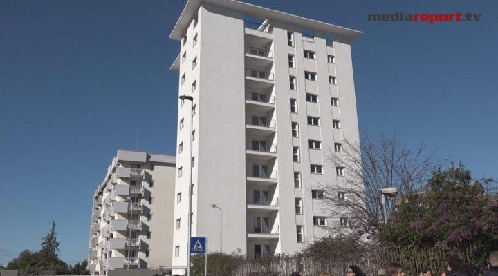 Bari, assegnate 36 abitazioni popolari a Japigia, finita la lunga attesa delle famiglie