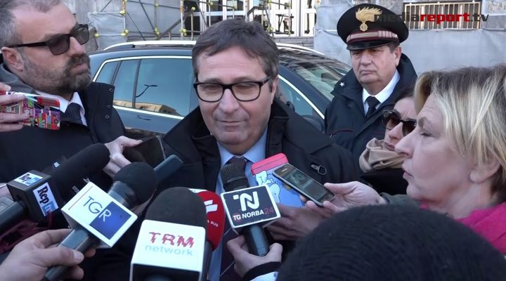 "Palagiustizia Bari, Ermini (CSM) ""Serve una sede unica per superare l'emergenza"""