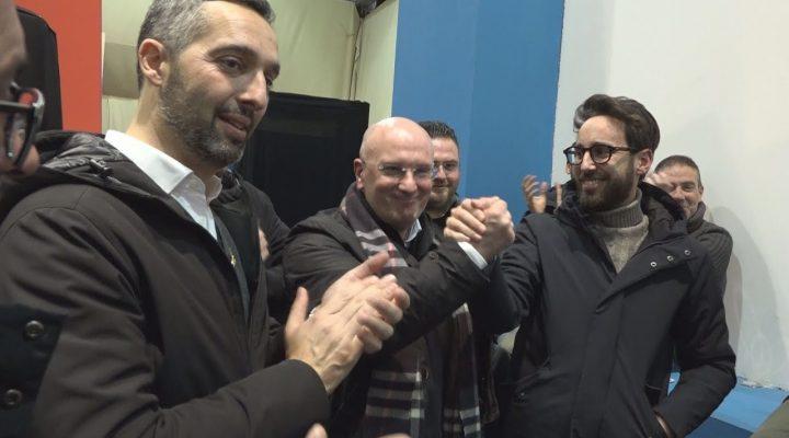 """Bari, Pasquale Di Rella, """"dal Pd con furore"""", vince le primarie del centrodestra"""